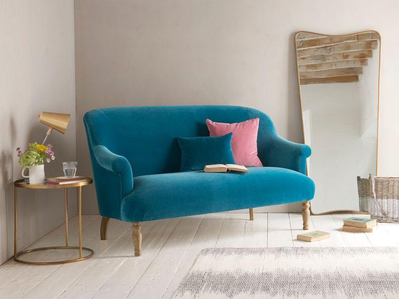 Astounding Sweetie Sofa Seating Sofa Velvet Corner Sofa Teal Sofa Theyellowbook Wood Chair Design Ideas Theyellowbookinfo