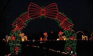 Groupon 10 for symphony of lights drive through admission for one symphony of lights drive through in columbia downtown columbia aloadofball Images