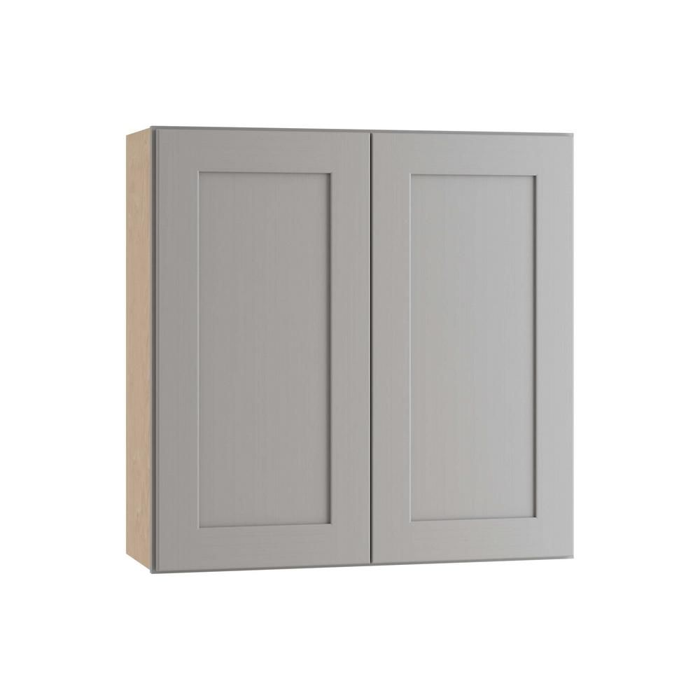 Home Decorators Collection Tremont Assembled 30 In X 30 In X 12 In Wall Kitchen Cabin Shaker Style Kitchen Cabinets Soft Close Doors Custom Kitchen Cabinets