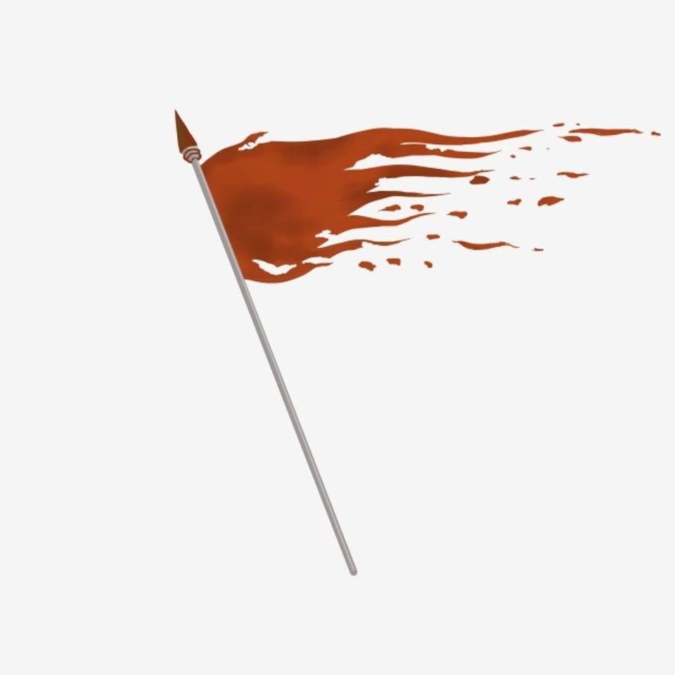 Fluttering Red Flag Illustration Flag Banner Clipart Red Flag Fluttering Flag Png Transparent Clipart Image And Psd File For Free Download In 2021 Red Flag Clip Art Flag