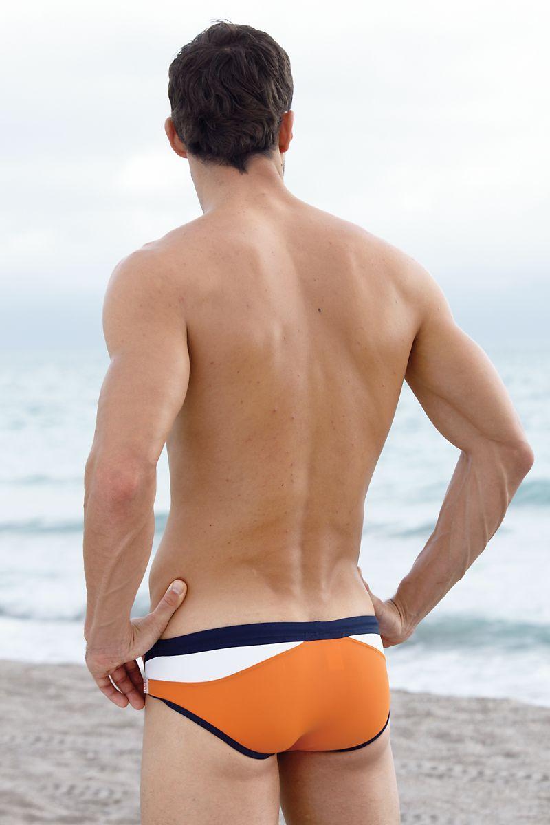 Never impossible speedo nude beach