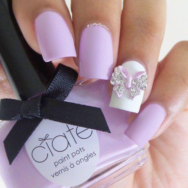 nails.quenalbertini: Instagram photo by gabbysnailart | ink361