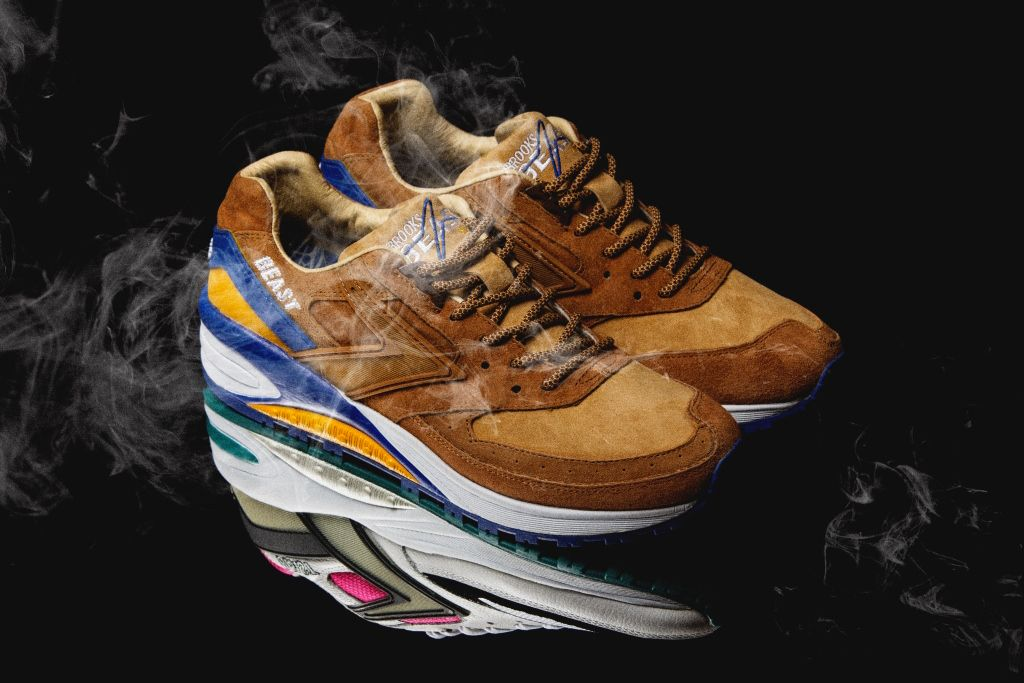 fb26ac6b031 mita Sneakers x Brooks Heritage
