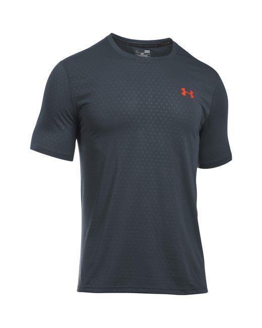 compacto Señal Marcar  Under Armour Mens HeatGear UA Threadborne Siro Gray 2XL Shirt 1289584-008 # Underarmour #ShirtsTops | Mens tops, Athletic shirts, Shirts