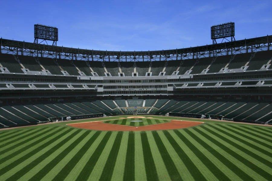 Customizable For Size Baseball Stadium Mural Murals Your Way