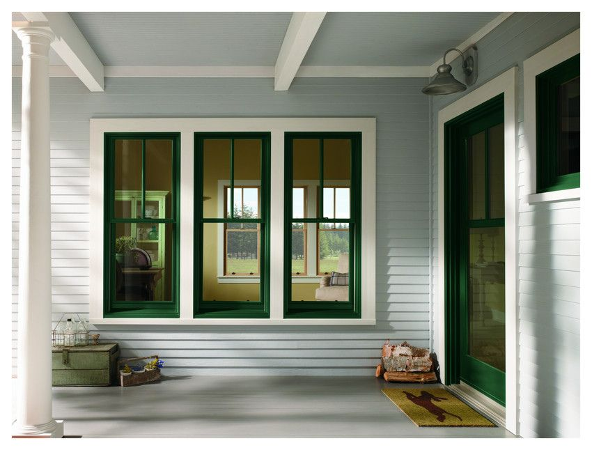 Exterior Double Door Trim beautify your views with diy window trim installation | porch and
