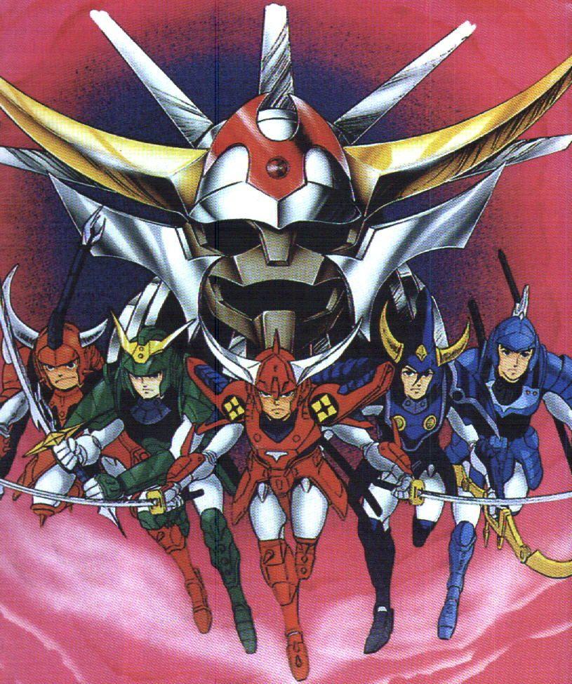 Ronin Warriors Samurai Warrior Samurai Warriors Anime Warrior