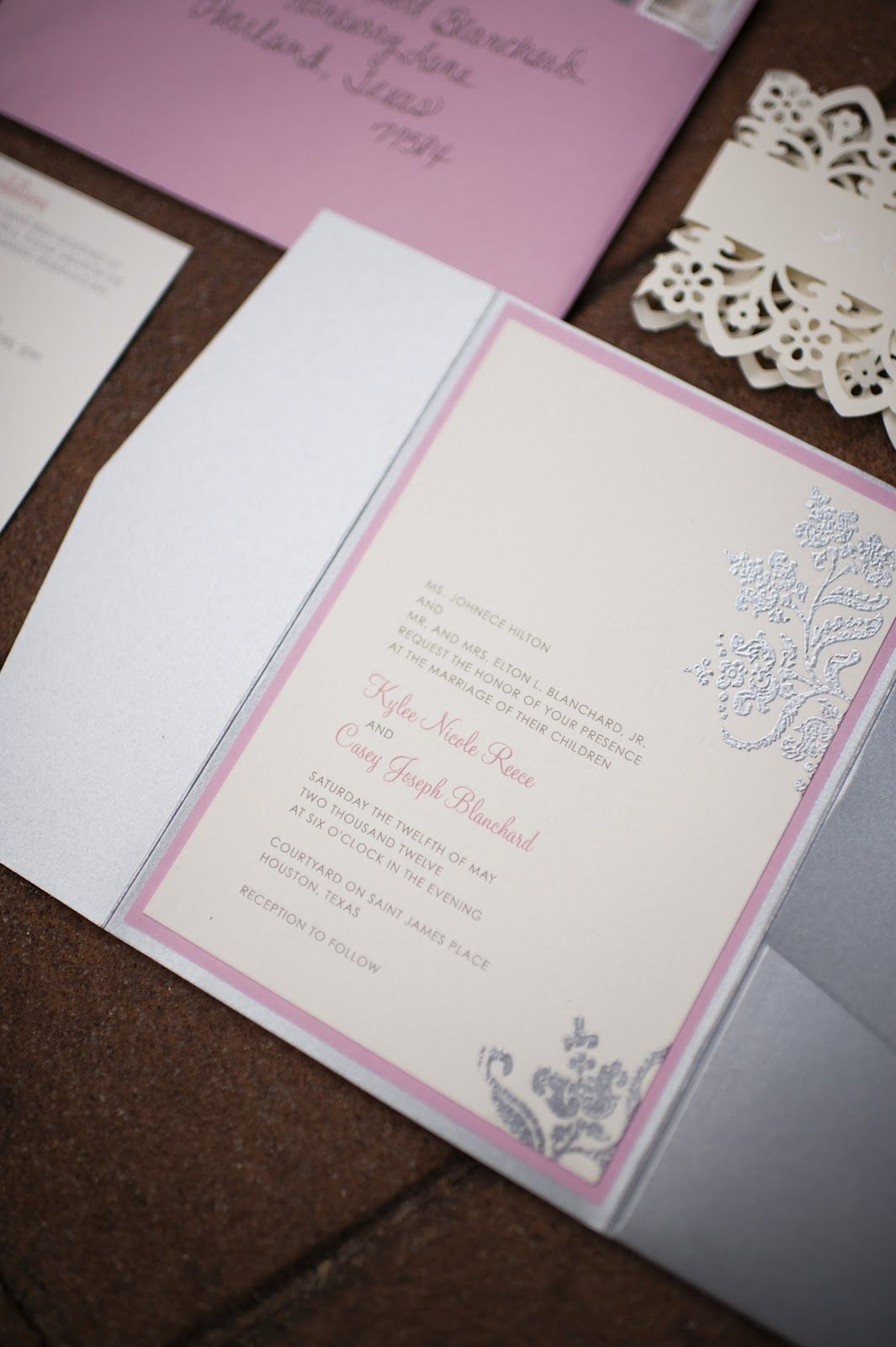 The Little Woman Invitations Part 2 Unique Wedding Invitation Wording Wedding Invitations Make Your Own Wedding Invitations
