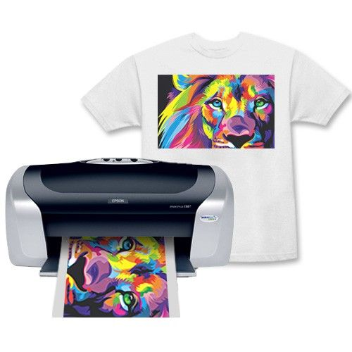 Jet Pro Soft Stretch Heat Transfer Paper Produces Soft Supple Yet Vibrant And Wash Durable Ink Jet Transfer Paper Inkjet Paper Printable Heat Transfer Vinyl