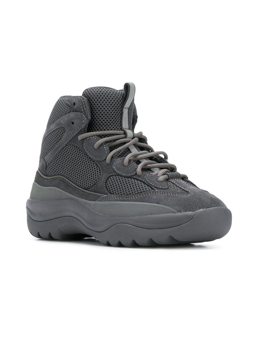 b228ee93e65  410.00 USD Desert Boot Graphite Men s Graphite desert boot in thick suede