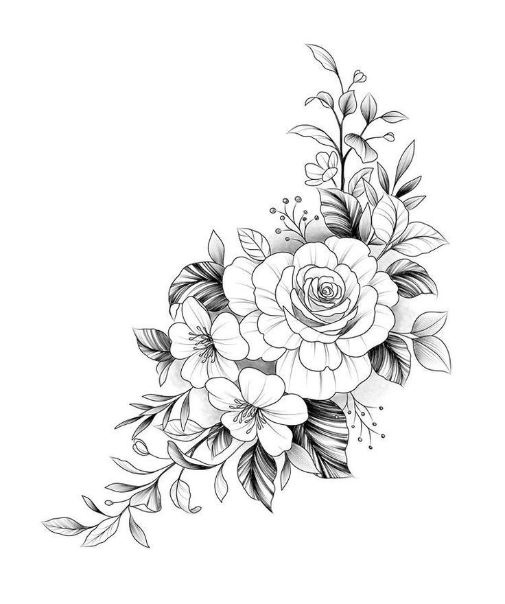 Photo of 50 arm floral tattoo designs for women 2019 – page 19 of 50 tattoo – arm …