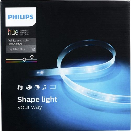 Philips Hue Lightstrip Plus 6 6 89 99 Select From
