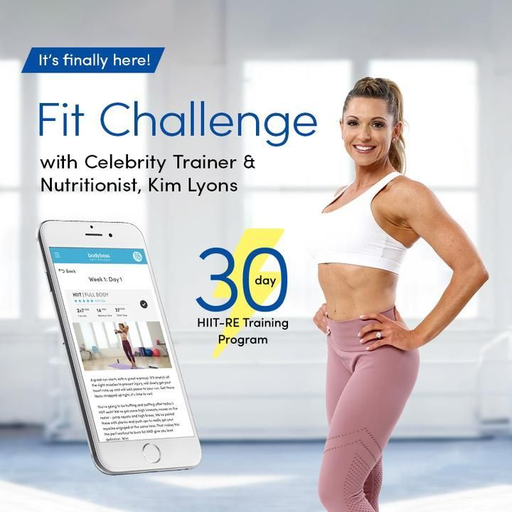 #Body #Fitness #Guide #Ultimate Fit Challenge