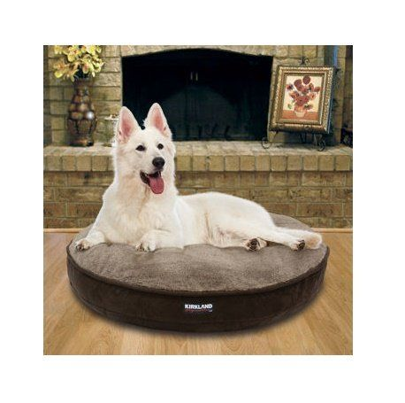 Kirkland Signature Machine Washable Luxury Pet Bed Quickly View This Special Dog Product Click The Image Dog Dog Pet Beds Round Dog Bed Luxury Pet Beds