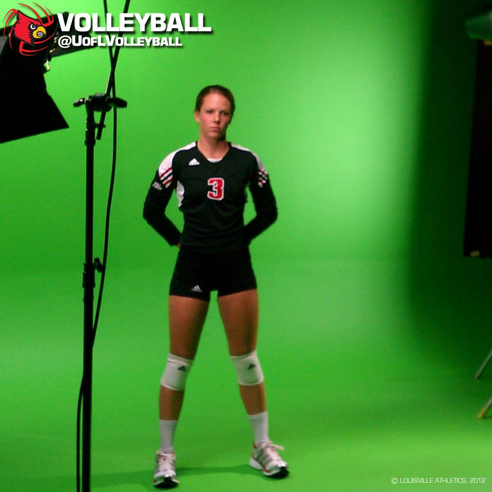 Louisville Volleyball On Louisville University Of Louisville Behind The Scenes