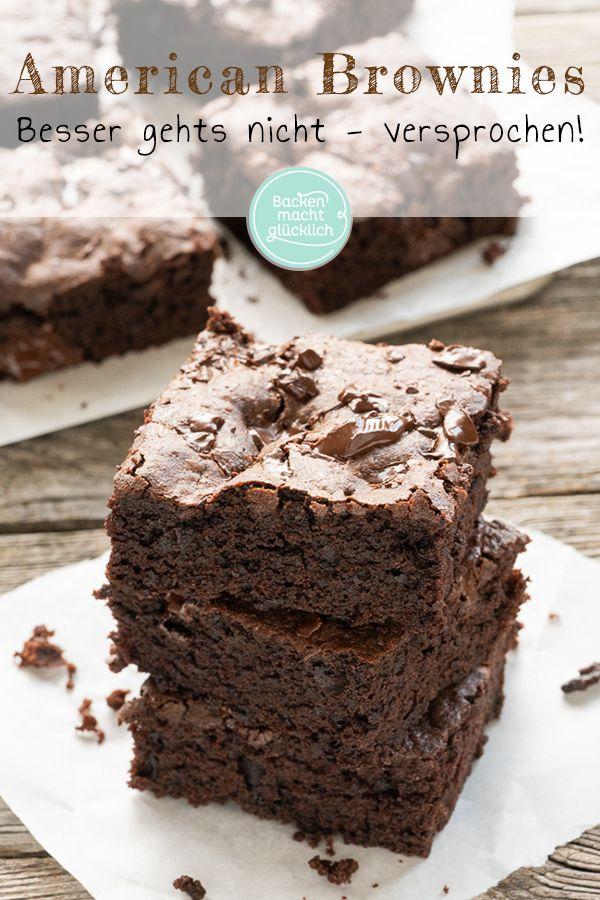 American Brownies #fonduecheese