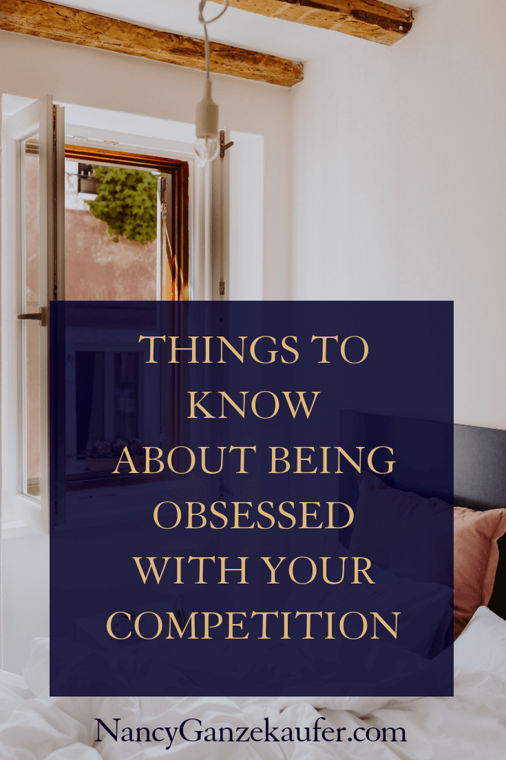 The Truth About Being Obsessed With Your Competition Interior