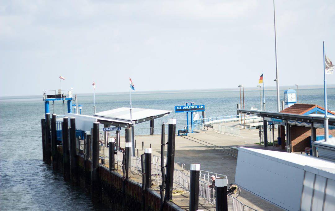 borkum harbour