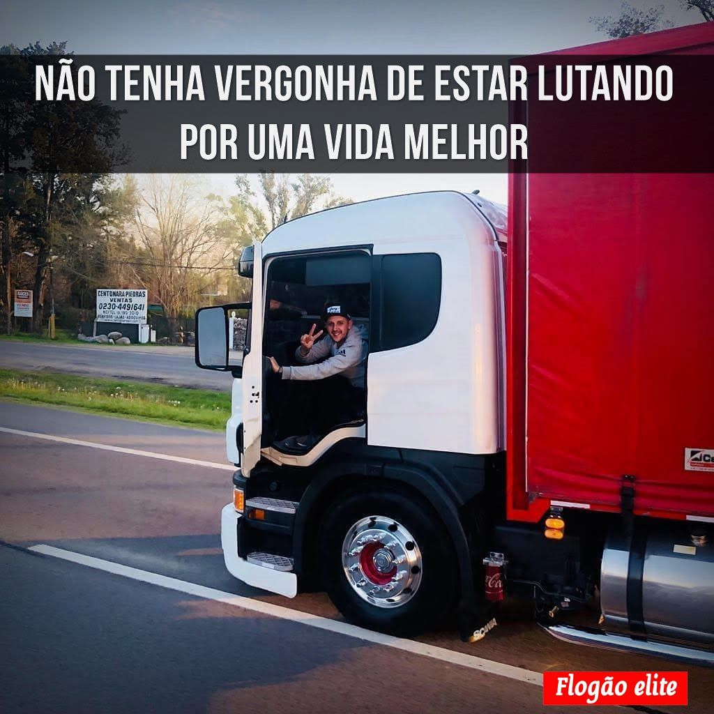 Caminhao Caminhão Scania Frases Top Qualificado