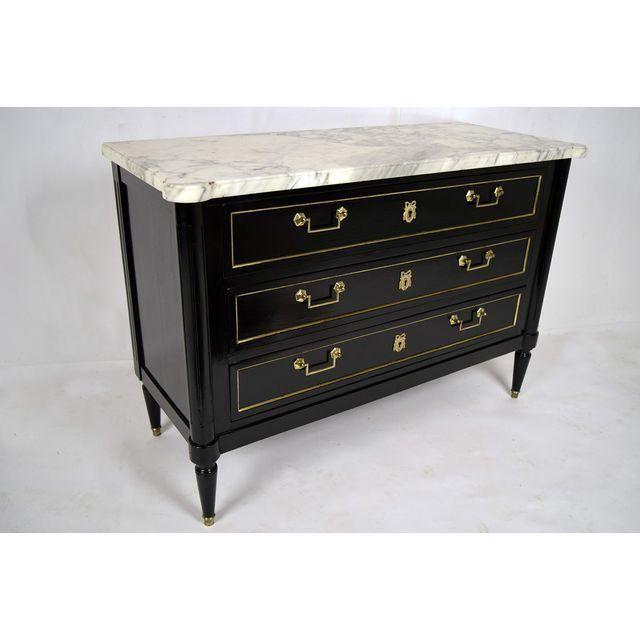 late 19th c french louis xvi dresser dresser