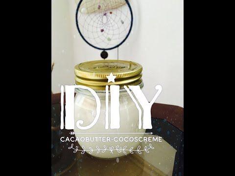 diy bodybutter kakaobutter kokoscreme einfach selber machen youtube beauty. Black Bedroom Furniture Sets. Home Design Ideas