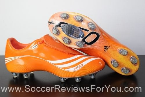Adidas F50.7 Tunit Video Review