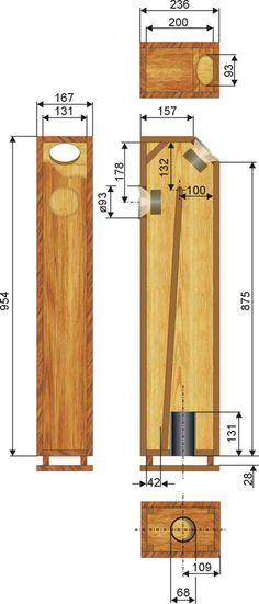 Pin by Bill Burnley on speaker boxes Speaker plans