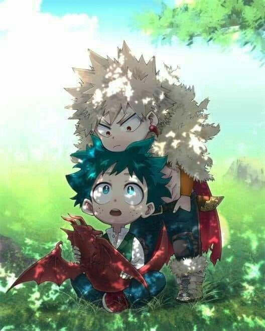 Dekubaku Bakudeku My Hero Academia Episodes Anime Hero