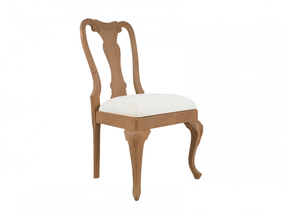 Queen Anne Dining Chair - Rustic Home Office Furniture Check more at ...