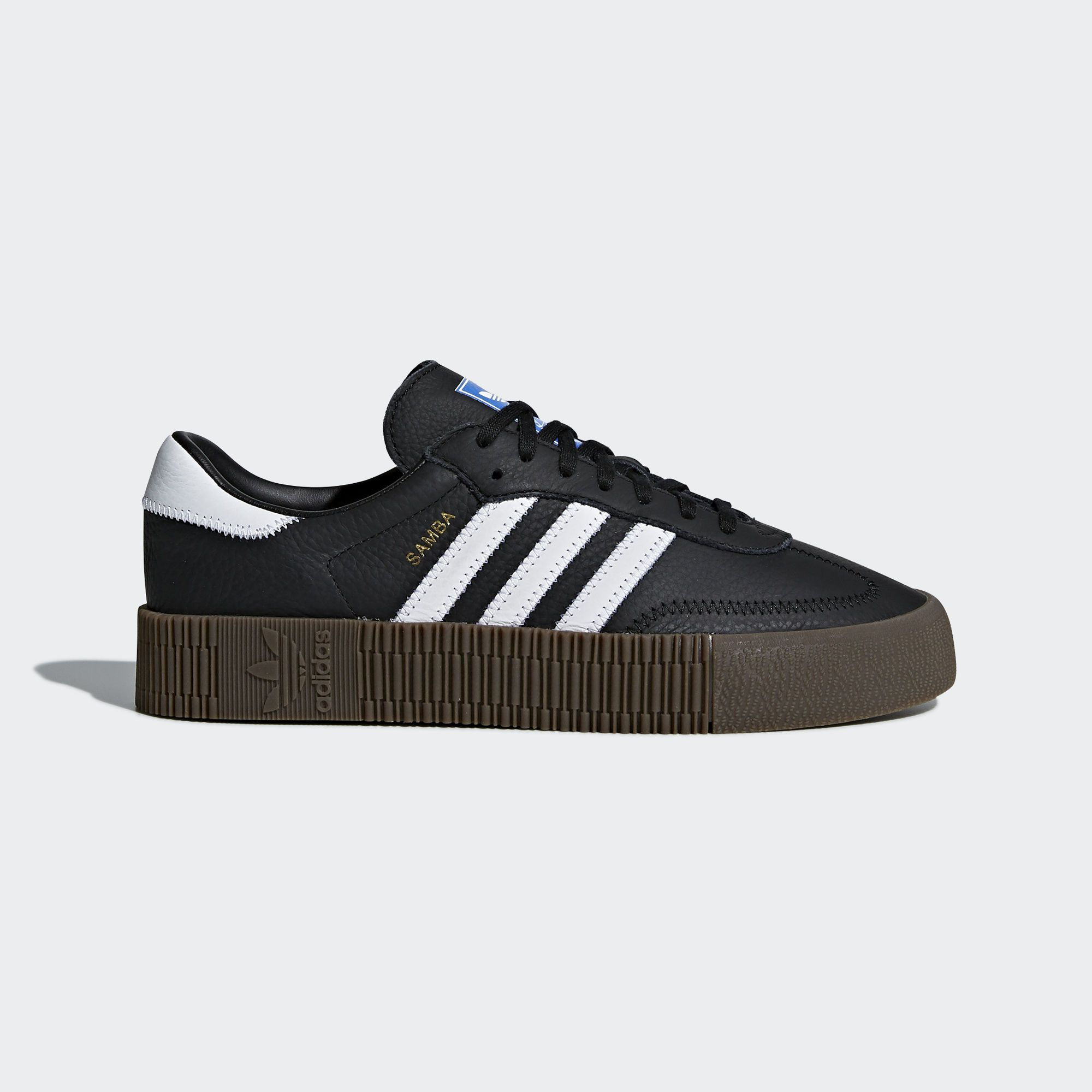 124ffb5090c Handla för SAMBAROSE Shoes - Svart på adidas online Sverige Se alla färger  och versioner av SAMBAROSE Shoes - Svart i adidas officiella adidas  onlinebutik.