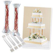 Pillars Kierston S Cake Acryl Ausgefallene Kleider
