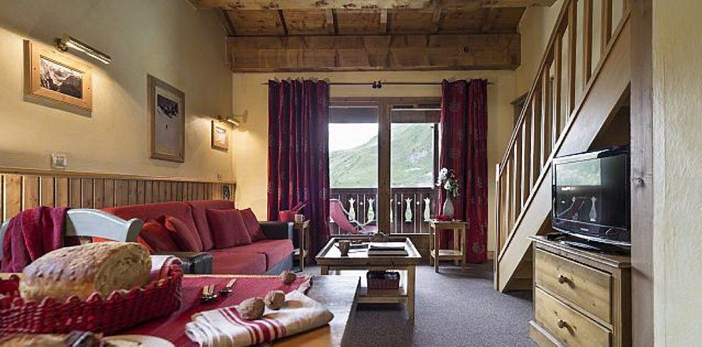 Superior Two Storey Living At Residence Village Montana Tignes, Tignes Ski Resort,  France