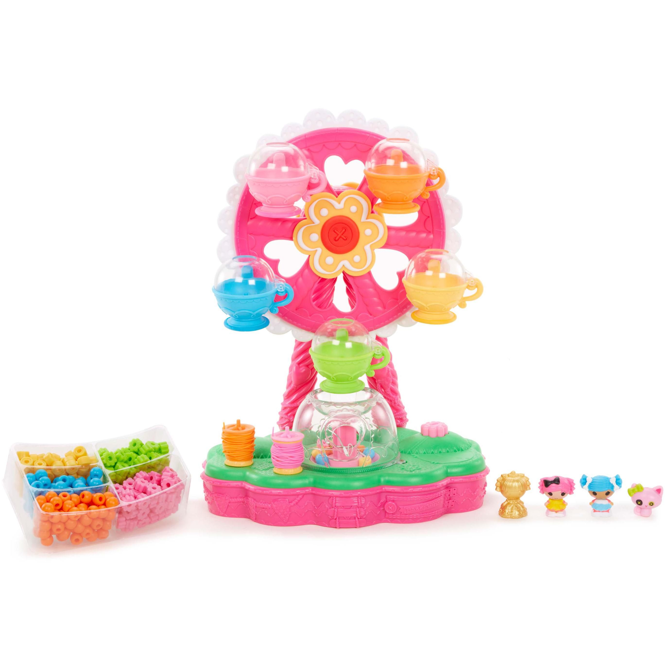 Amazon.com: Lalaloopsy Tinies Jewelry Maker Playset: Toys & Games ...