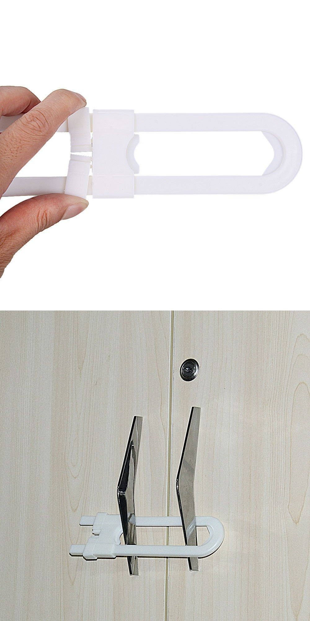 f19c266e868b Cabinet Door Drawers Refrigerator Toilet Safety Plastic Lock For Child Kid  Baby safety 1pcs