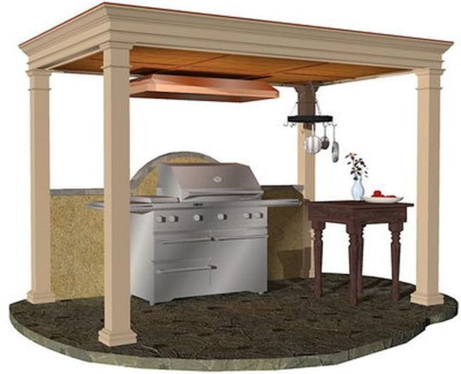 Patio Grill Ideas | Outdoor Kitchen Kits - pictures, photos, images