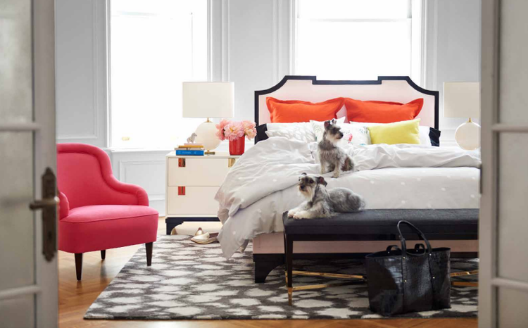 The new Kate Spade Home collection — The Decorista