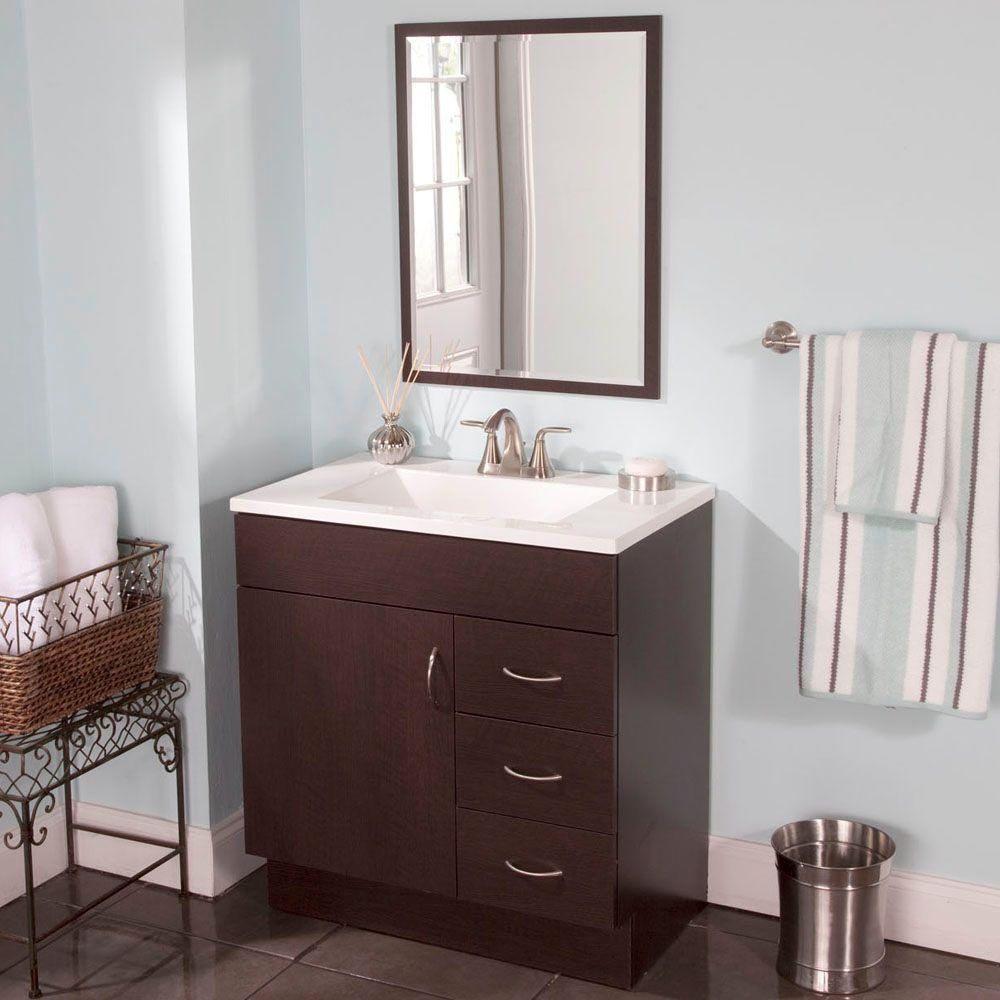 Home Depot Bathroom Vanities 30 Inch Bathroom Cabinets