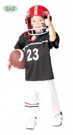 Disfraz De Jugador De Rugby Disfraces Para Niños Jugadores De Rugby Disfraz