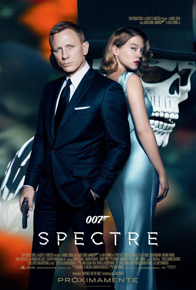 007 Spectre Peliculas En Estreno Peliculas Cine Criticas De Cine