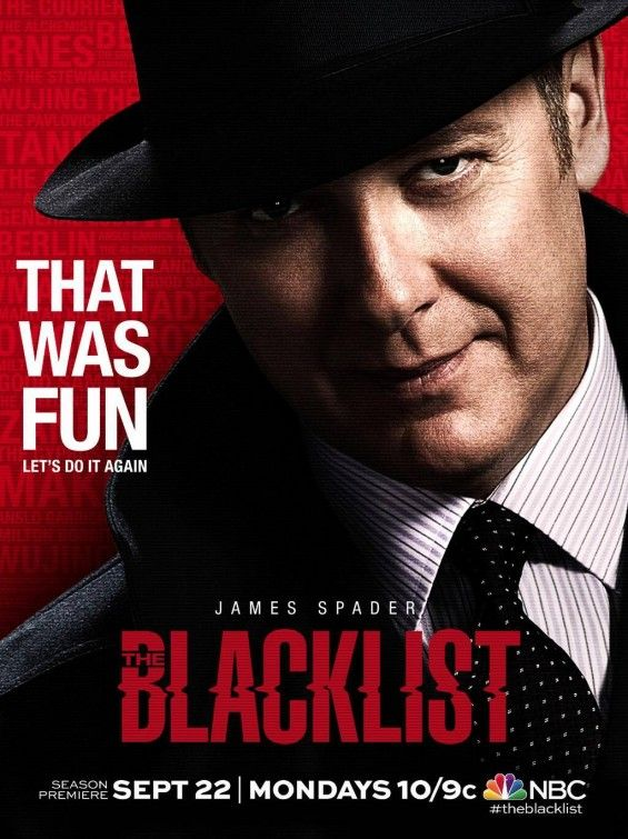 The Blacklist No Movie But Awesome O James Spader