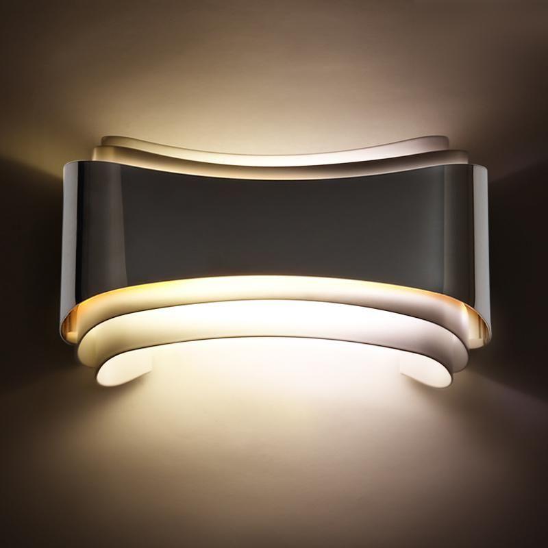 Creative Led Wall Lamp Simple Modern Decorative Personalized Aisle