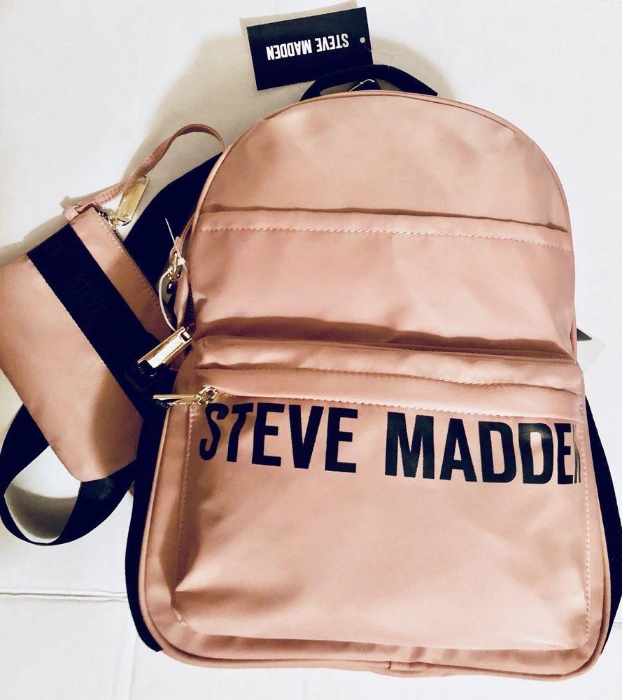 32cb393e2b Steve Madden Bags, Book Bags, School Backpacks, Cute Bags, Christmas Wishes,