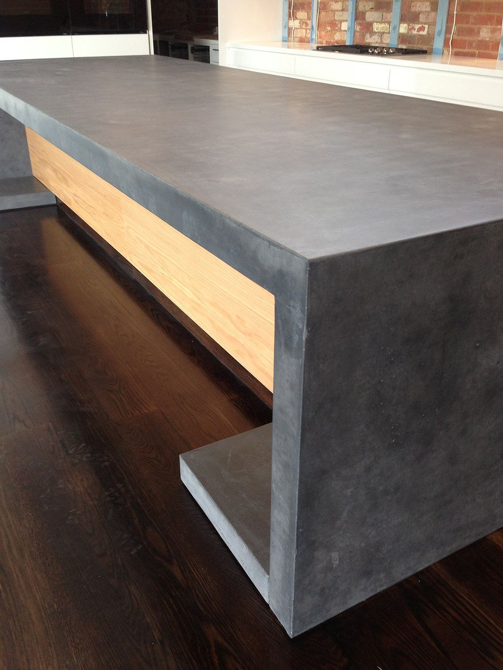 Rutso Concrete Benchtops Melbourne Fireplace In 2019
