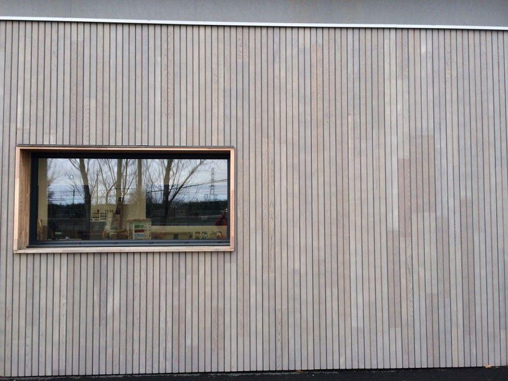 natural cedar vertical bardage pinterest bardage bardage gris et recherche google. Black Bedroom Furniture Sets. Home Design Ideas