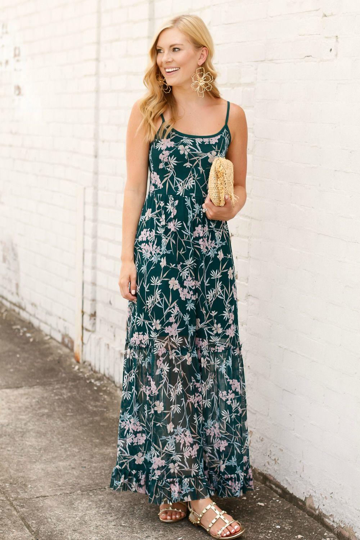 Target Tank Maxi Dress