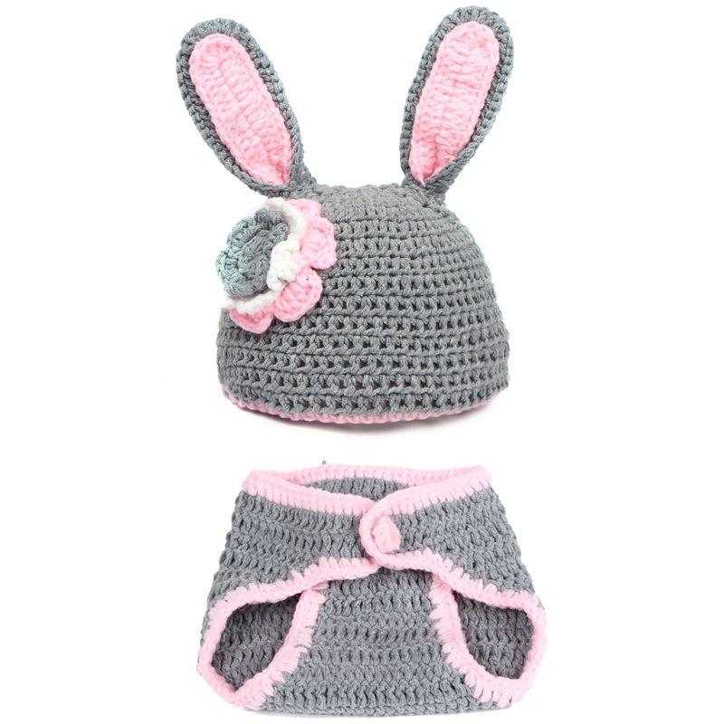 Handmade Children Baby Girl Hat Crochet Winter,Newborn Photography ...