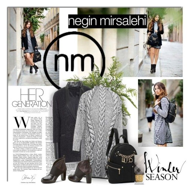 """Fall Trend: Sweater Dress"" by maison-de-forgeron ❤ liked on Polyvore featuring Ballard Designs, Hispanitas and Burberry"