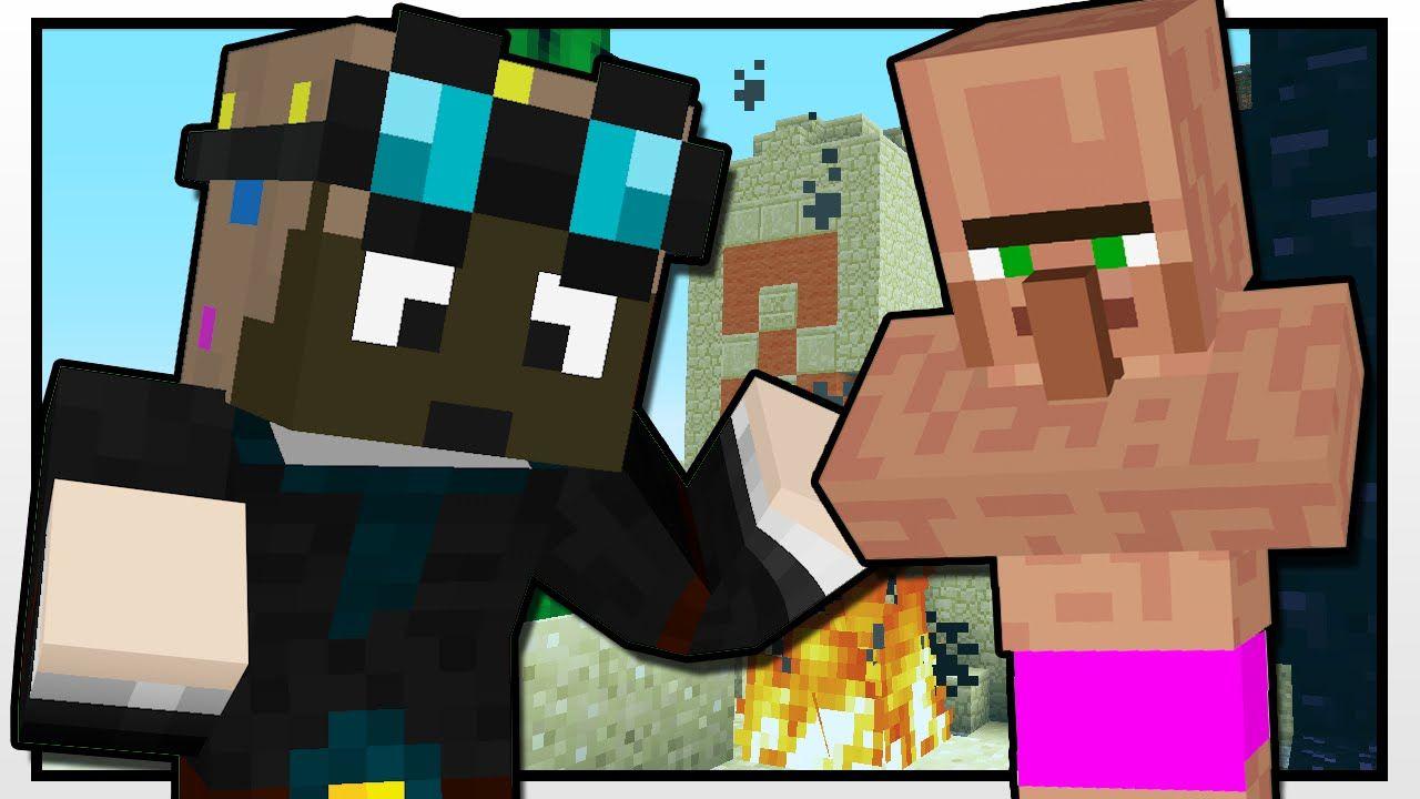 Minecraft 5 Secrets About Dr Trayaurus Minecraft Diy Videos