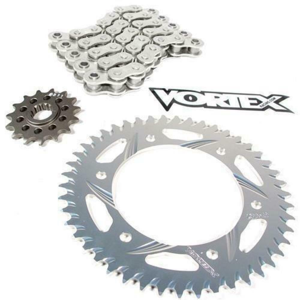 Vortex 435CZR-50 Red 50-Tooth Rear Sprocket