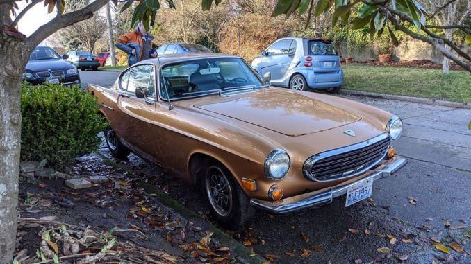 1970 P1800e In Seattle Wa